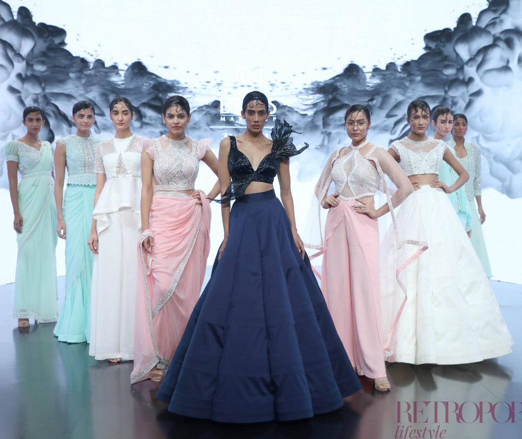 Lotus Make Up India Fashion Week Spring Summer 2021 Retropoplifestyle
